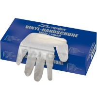 Comair Vinyl-Handschuhe ungepudert 100er Box