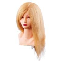 Comair Übungskopf Louisa 40 cm blond
