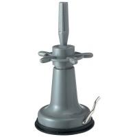 Comair Übungskopf-Tischhalter mit Saugfüssen