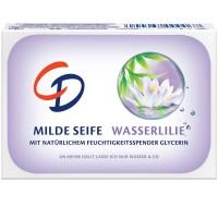 CD Milde Seife Wasserlilie 125 g
