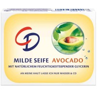 CD Milde Seife Avocado 35 g Mini