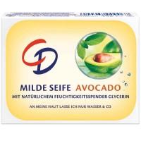CD Milde Seife Avocado 35 g Mini