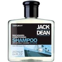 Jack Dean Makadamia Pflegeshampoo 250 ml