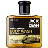 Jack Dean Duschgel American Bay Rum 250 ml