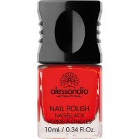 alessandro International Nagellack 12 Classic Red 10 ml