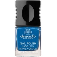 alessandro International Nagellack 60 Blue Lagoon 10 ml