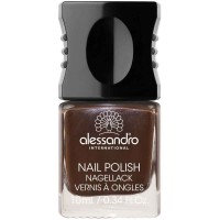 alessandro International Nagellack 68 Espresso 10 ml