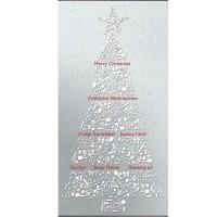 TREND DESIGN Silver Metal Banner
