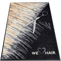 Trend-Design Kundenläufer We love Hair