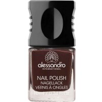alessandro International Nagellack 83 Black Cherry 10 ml
