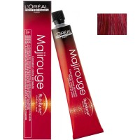 L'Oréal Professionnel Majirouge 6,66 dunkelblond intensives rot 50 ml