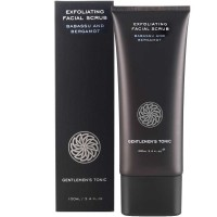 Gentlemen's Tonic B&B Exfoliating Facial Scrub 100 ml