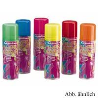 Comair Hair Color Farbspray Glitter grün 125 ml