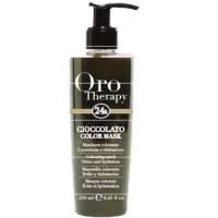 Fanola Oro Therapy Farbmaske chocolat 250 ml