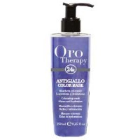 Fanola Oro Therapy Farbmaske anti-yellow 250 ml