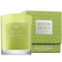 Molton Brown HOME Lily of the Valley & Violet Leaf Single Wick