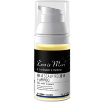 LESS IS MORE Neem Scalp Relieve Shampoo 30 ml