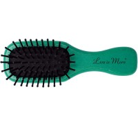 LESS IS MORE Mini Brush Buche ocean green