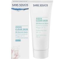 Sans Soucis Aqua Clear Skin BB Blemish Balm Natural 40 ml