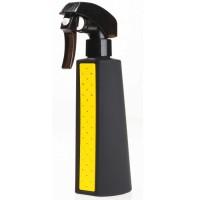 Efalock Crystal Sprühflasche schwarz/gelb