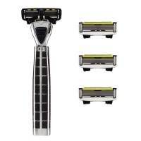 Shave-Lab Starter Set Tres Black P.6 Men