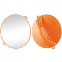 Hairforce Kabinettspiegel rund, orange