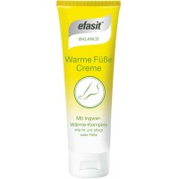efasit BALANCE Warme Füße Creme 75 ml