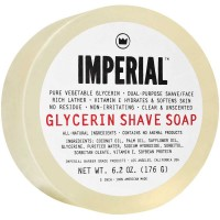 Imperial Barber Products Glycerin Shave/Face Soap 183 ml Puck