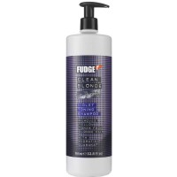 Fudge Clean Blonde Violet Toning Shampoo 1000 ml