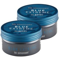 HH Simonsen Extreme Mud Blue - Duo 100 ml