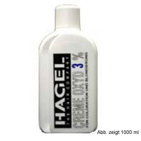 HAGEL Creme Oxyd 3 % 5000 ml