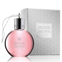 Molton Brown Festive Baubles Delicious Rhubarb & Rose 75 ml