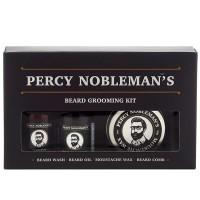 Percy Nobleman Travel Beard Grooming Kit
