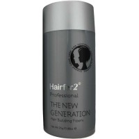 Hairfor2 Hair Building Fibers Medium Brown 25 g