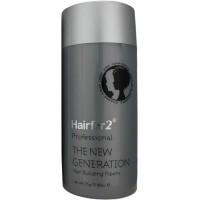 Hairfor2 Hair Building Fibers Grey 25 g