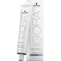 Schwarzkopf Igora Royal Absolute SilverWhite Tonal Refiner Rauch-Grau 60 ml