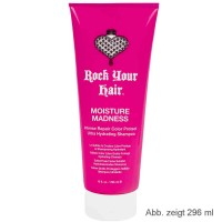 Rock Your Hair Moisture Madness Shampoo 300 ml