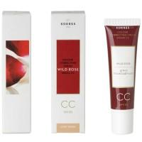 Korres Wild Rose CC Cream Light Shade 30 ml