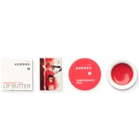 Korres Lip Butter Pomegranate 6 g