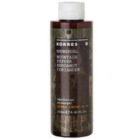 Korres Showergel Mountain Pepper / Bergamot 250 ml