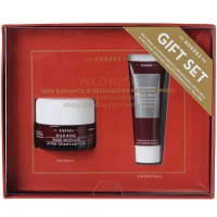 Korres Wild Rose Brightening Set