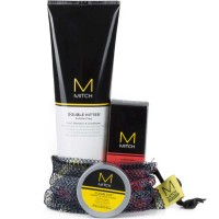 Paul Mitchell Mitch Double Hitter Trio