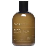 Sans Ceuticals Activator 7 Body, Hair & Face Oil 250 ml