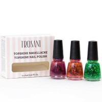 Trosani Crazy Neons Set  3 x 17 ml II
