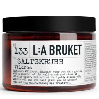 L:A BRUKET No. 133 Salt Scrub Wildrose 350 ml