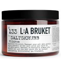 L:A BRUKET No. 133 Salt Scrub Wildrose 350 ml