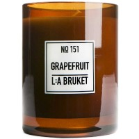 L:A BRUKET No. 151 Candle Grapefruit 260 g
