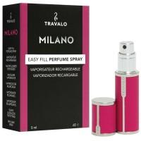 TRAVALO Milano Taschenzerstäuber Hot Pink