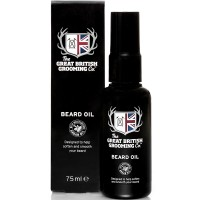 Great British Grooming Beard Oil 75 ml