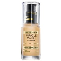 Max Factor Miracle Match Foundation 60 Sand 30 ml